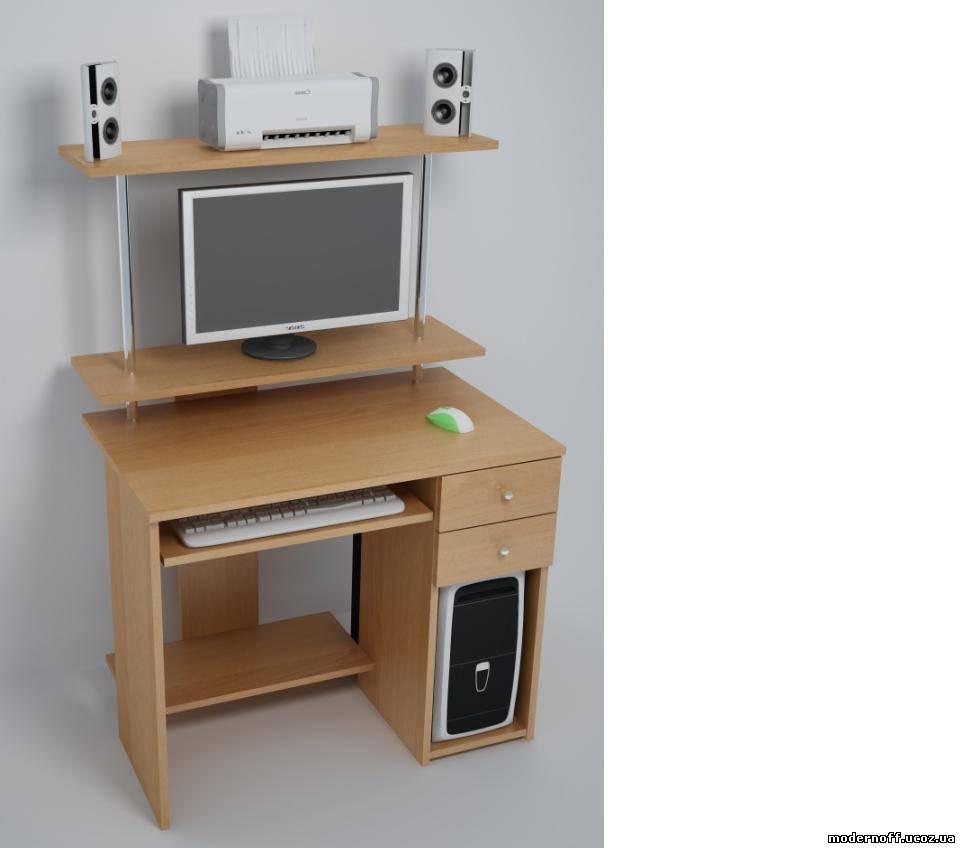 Спк 830 - столы компьютерные - столы компьютерные - компьюте.